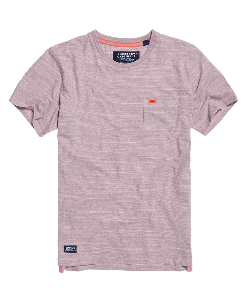Superdry Dry Originals kortärmad t-tröja med ficka
