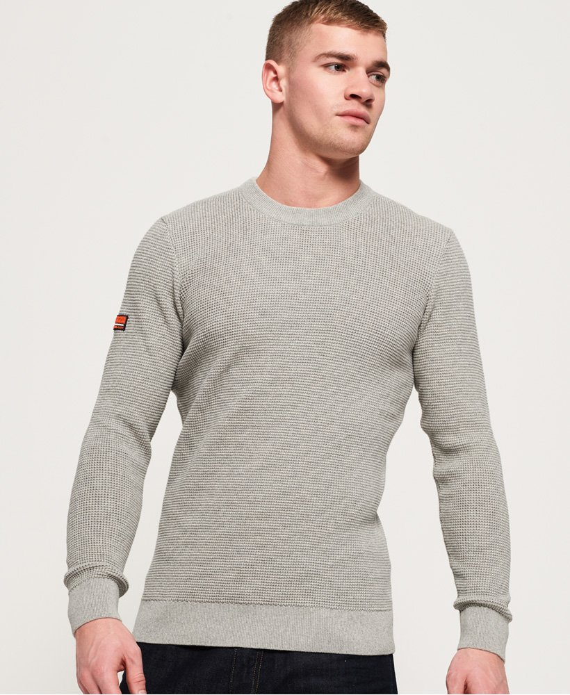 Superdry Stadium Crew Jumper thumbnail 1