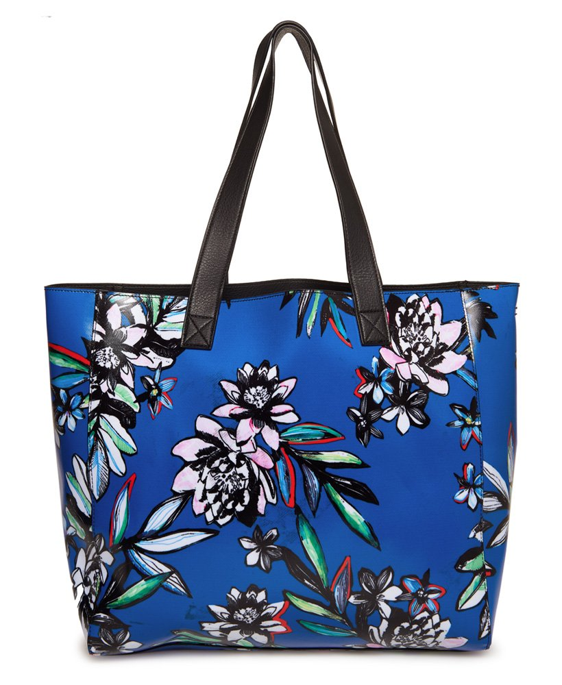 Elaina Bag CobaltSuperdry Tropical Womens Printed Alice Tote In v8nONym0w