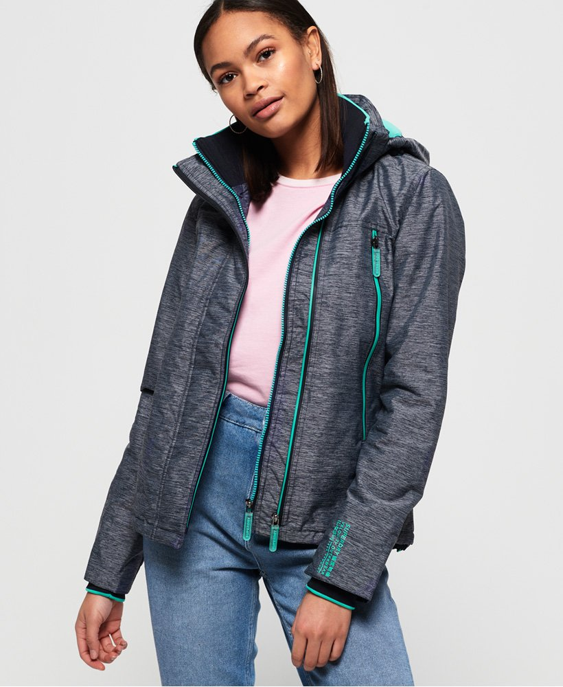 Superdry Pop Zip Velocity SD-Windcheater Jacket thumbnail 1