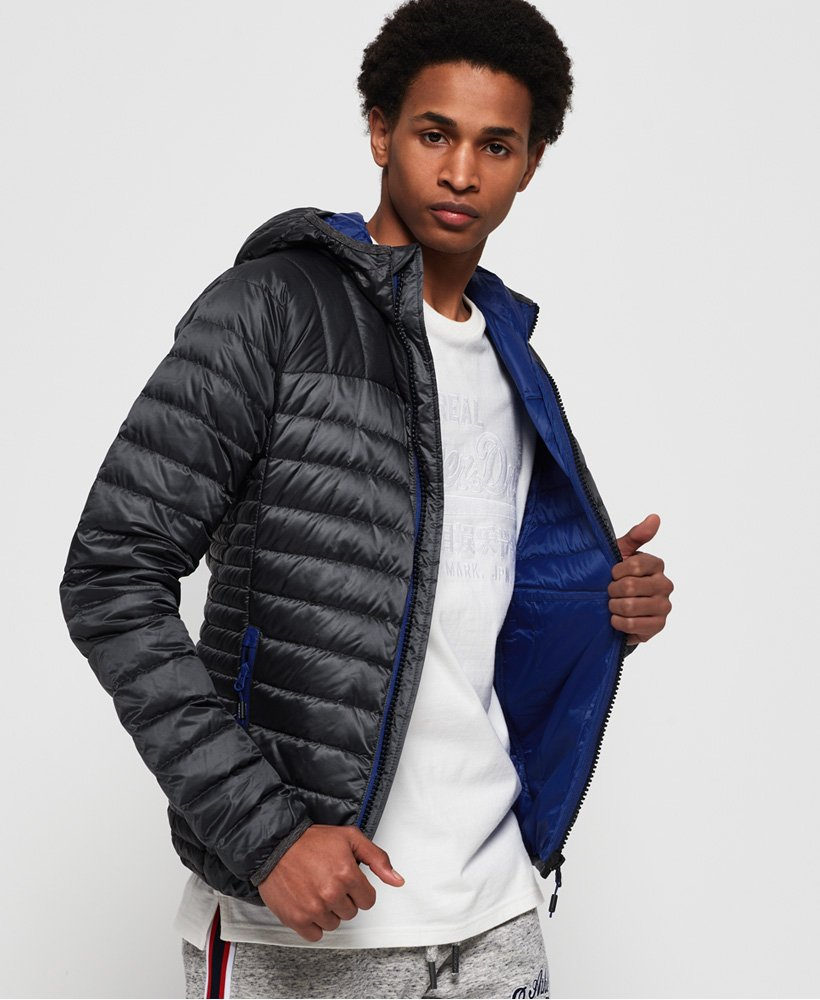 Superdry Chromatic Core Down Jacket thumbnail 1
