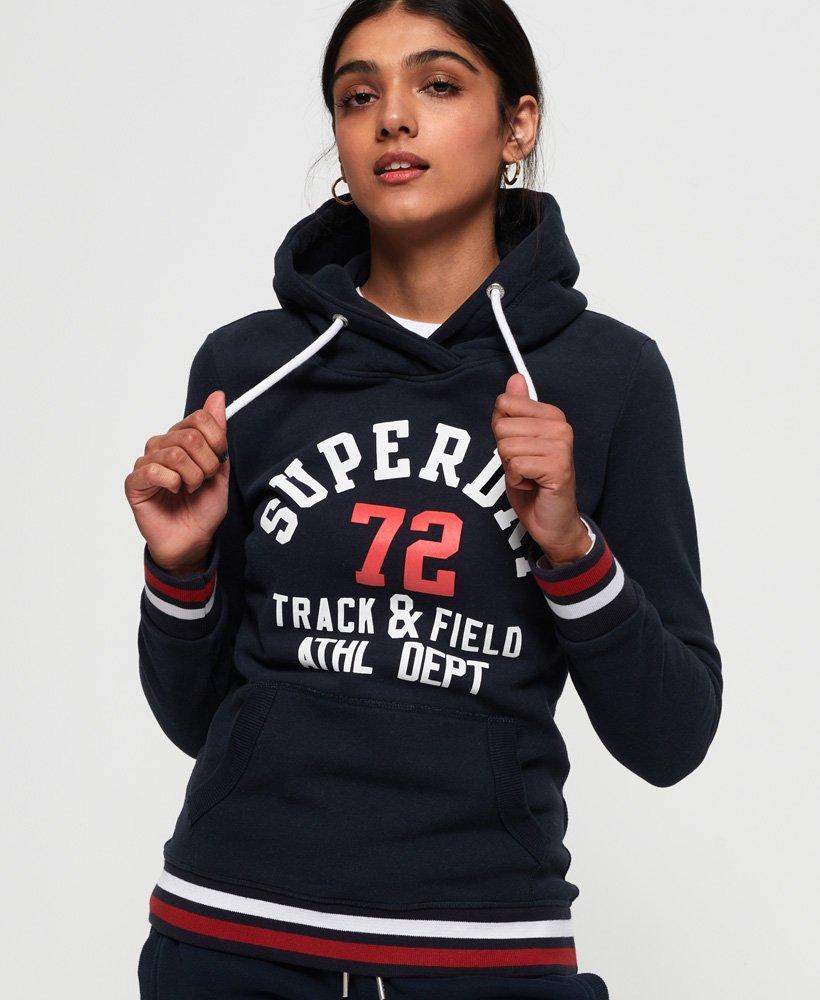 Superdry Sweat à capuche Track & Field