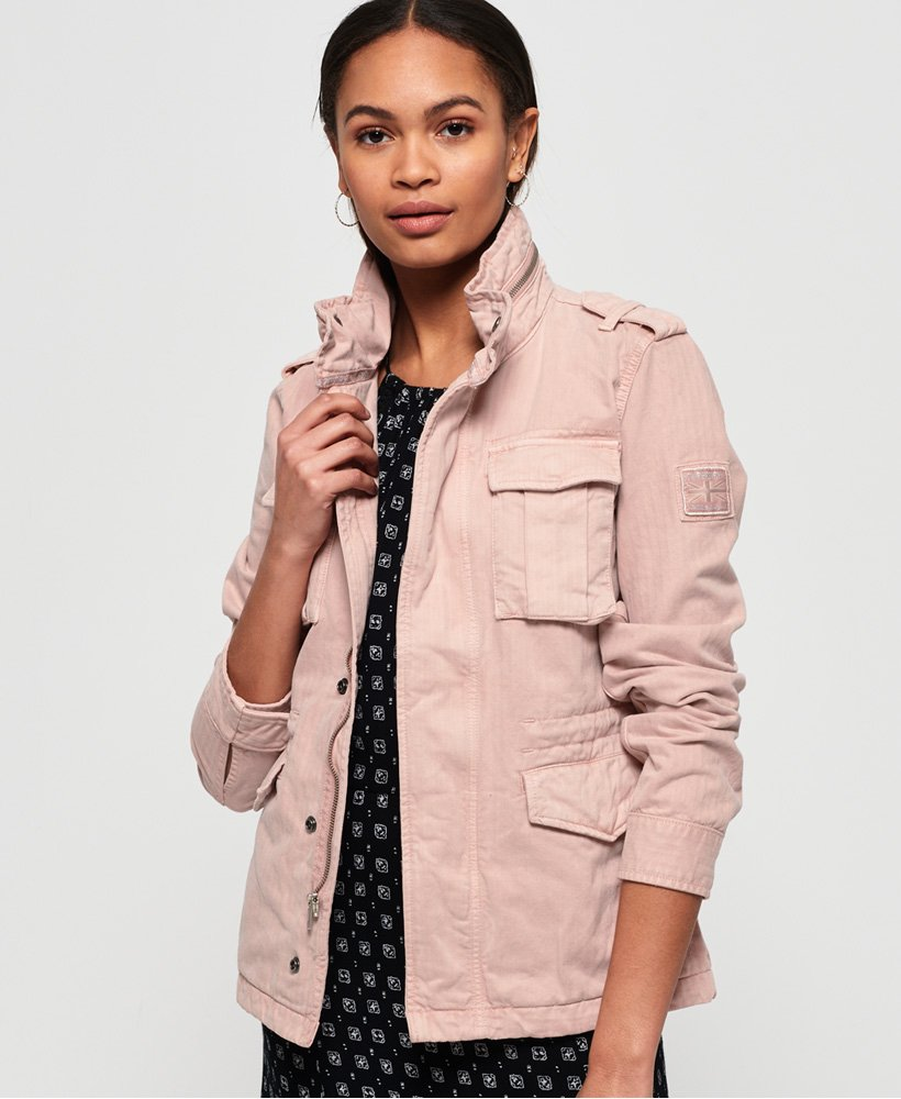 Superdry Camari Rookie Jacket thumbnail 1