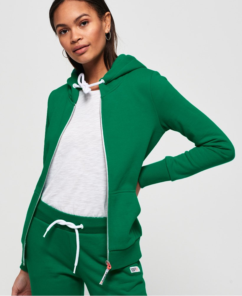 Superdry LA Athletic Kapuzenjacke thumbnail 1