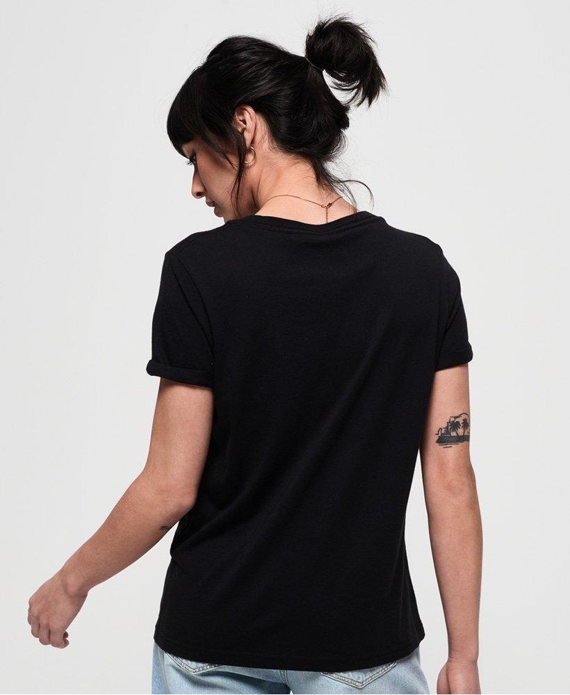 Superdry Premium rundhalsad t-tröja