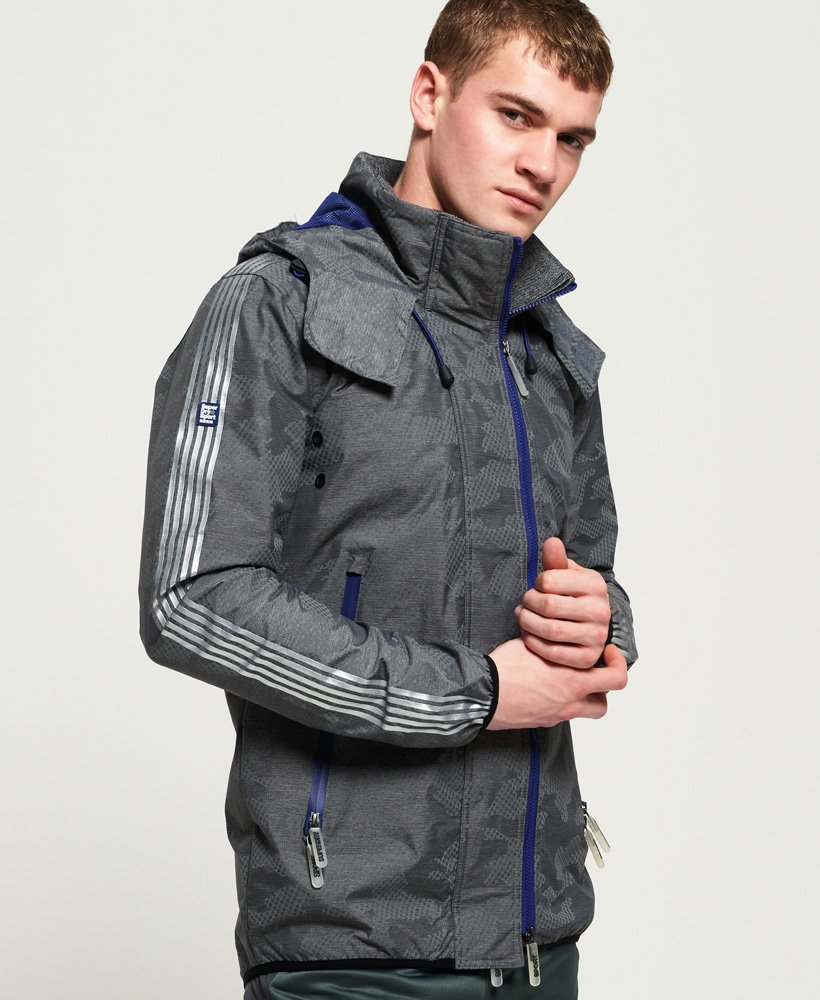 Superdry Technical Camo SD-Windsprinter Jacket thumbnail 1