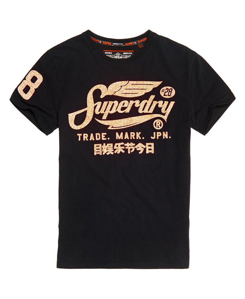 Superdry Racing Series Mid Weight T-Shirt