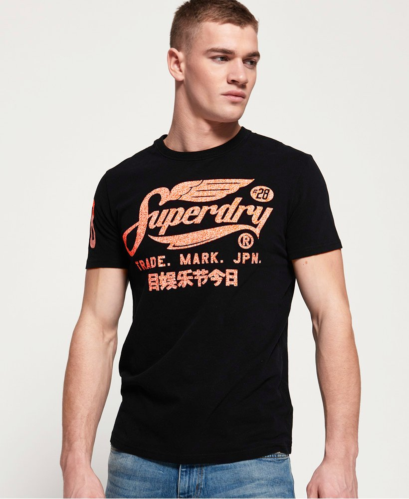 Superdry Racing Series Mid Weight T-Shirt thumbnail 1