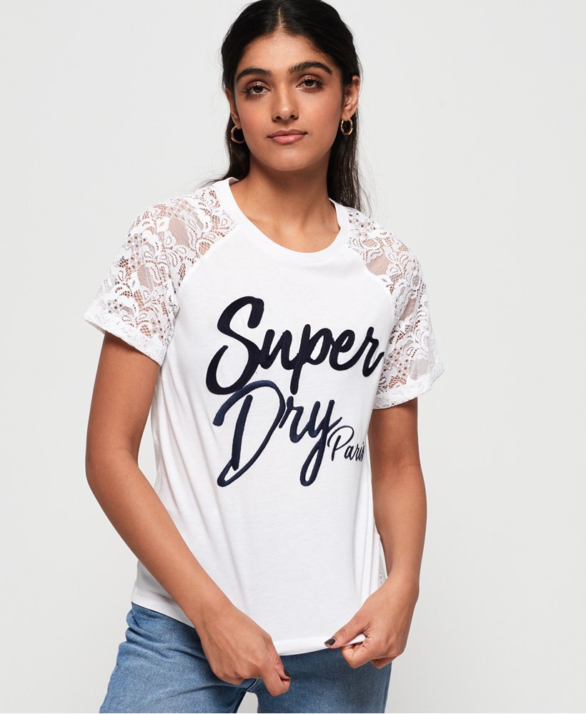 Superdry Madeline Graphic T-Shirt  thumbnail 1