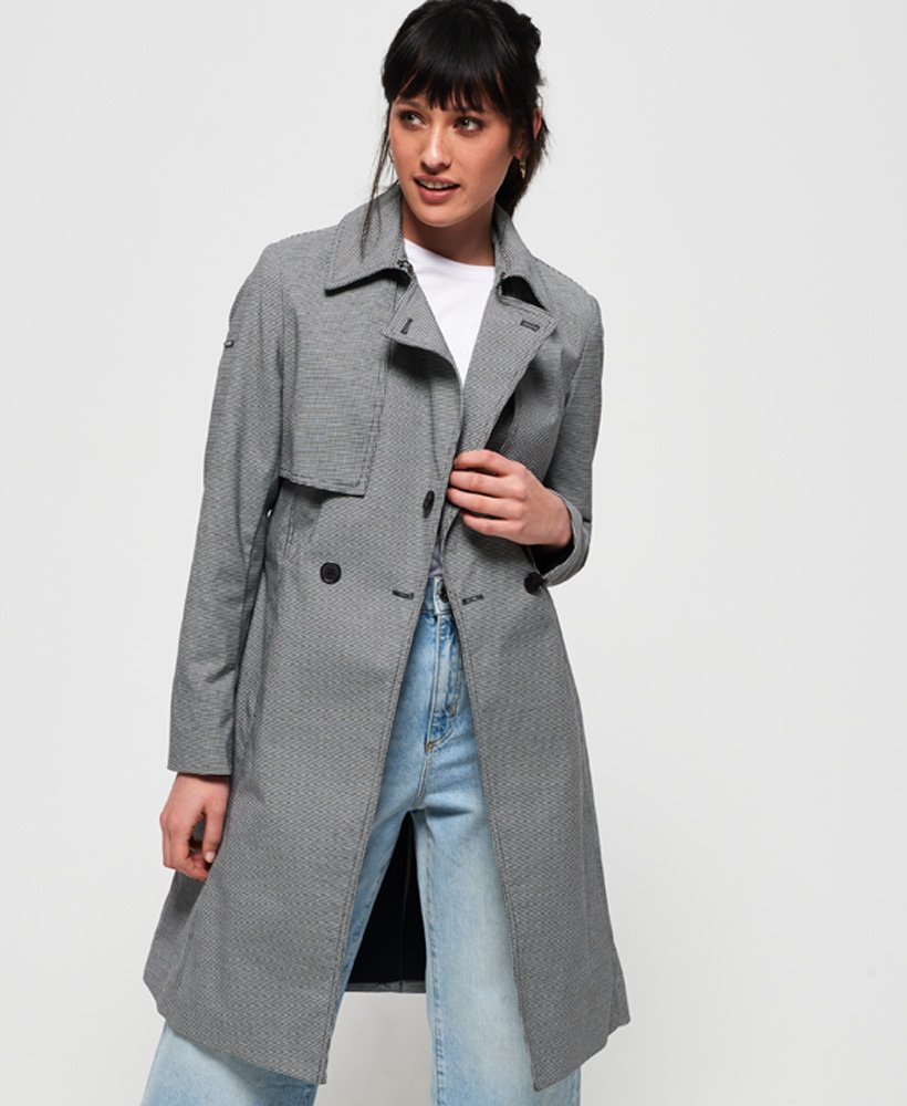 Superdry Sirena-trenchcoat