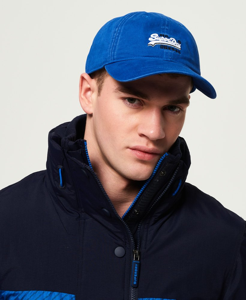 Superdry Wash Twill Cap thumbnail 1