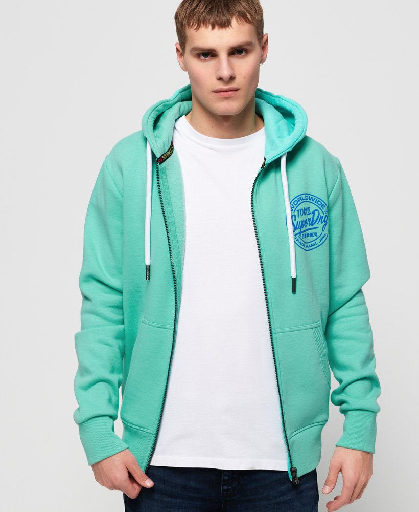 Superdry Ticket Type Kapuzenjacke
