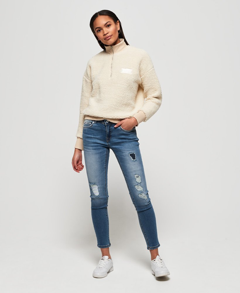 Superdry Jean skinny Cassie thumbnail 1