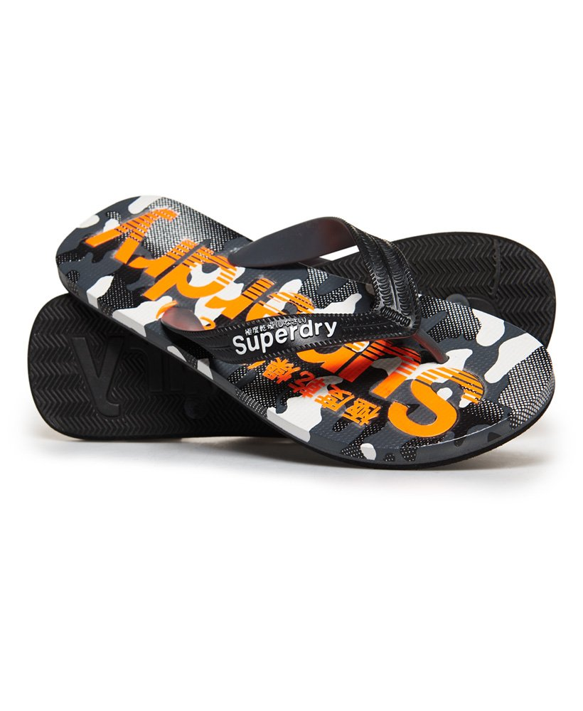 Superdry Tongs imprimées