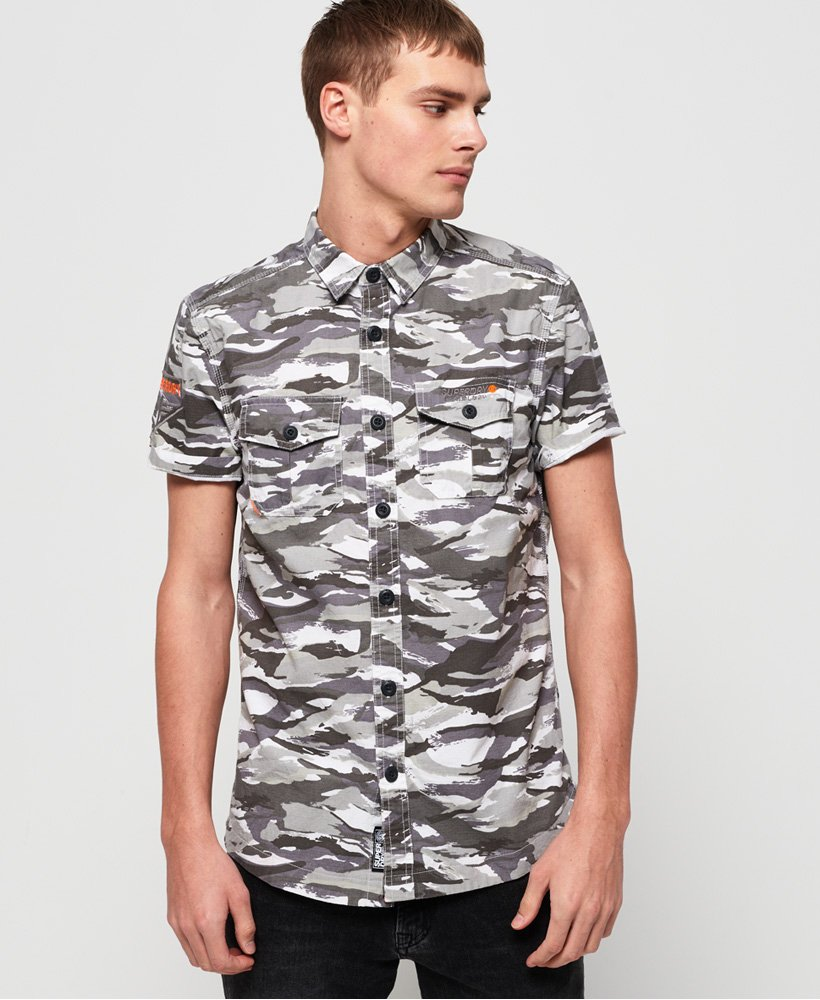 Superdry Short Sleeve Rookie Parachute Lite Shirt thumbnail 1