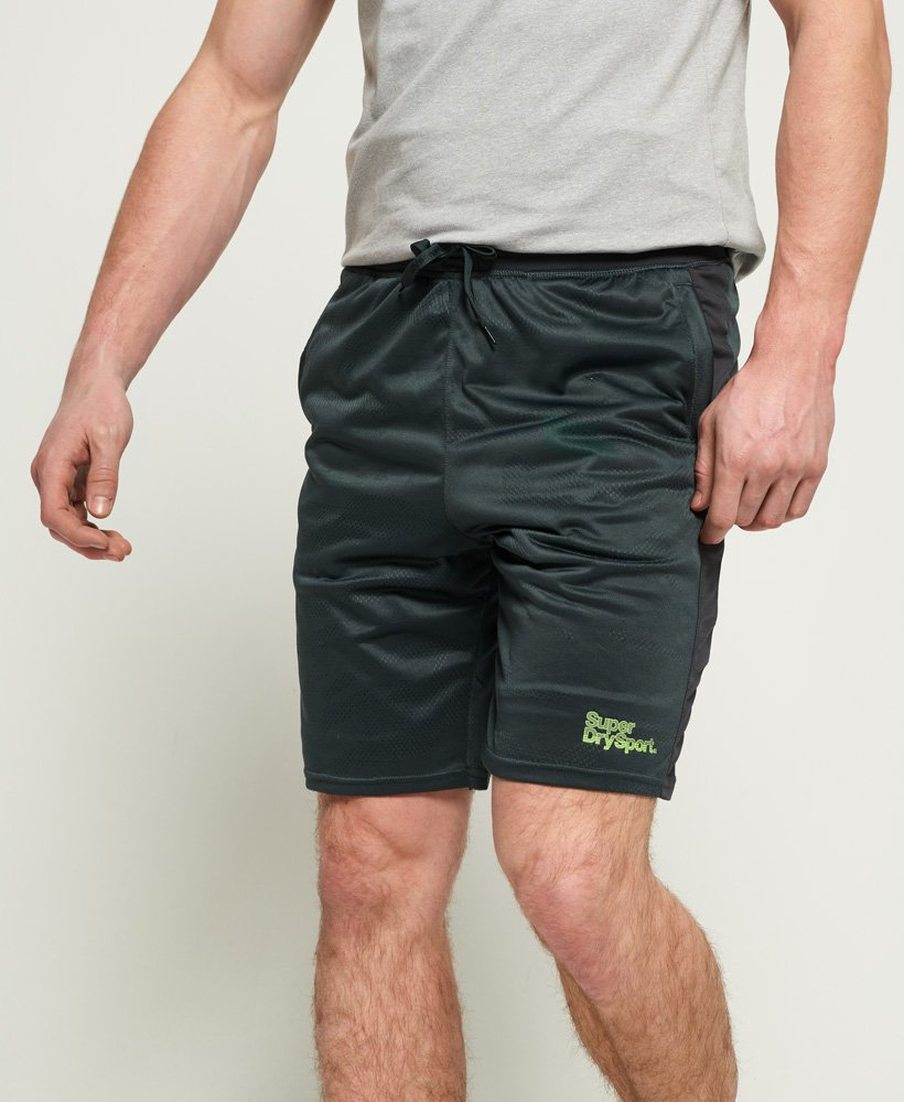 Superdry Active Camo Jacquard Shorts