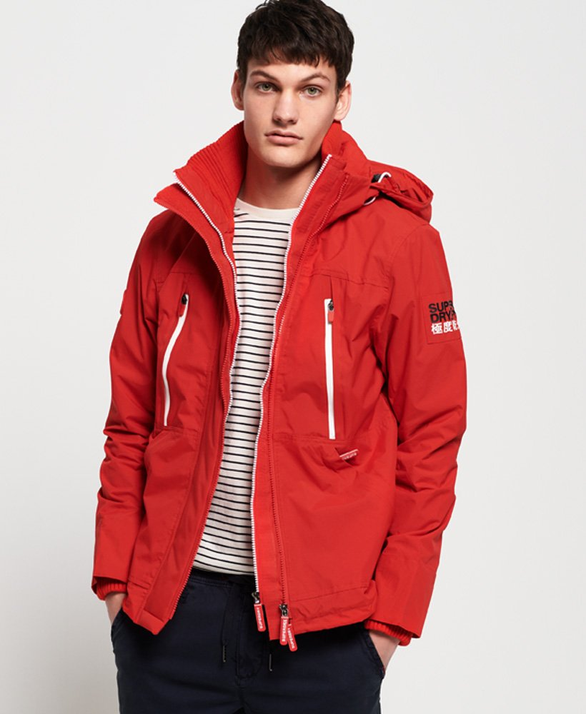 Superdry Technical Hooded SD-Windattacker Jacket thumbnail 1