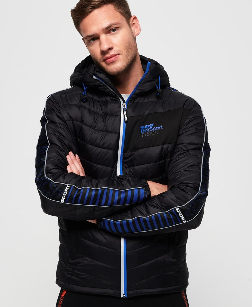 Superdry Tech Flex Fuji Jacket thumbnail 1