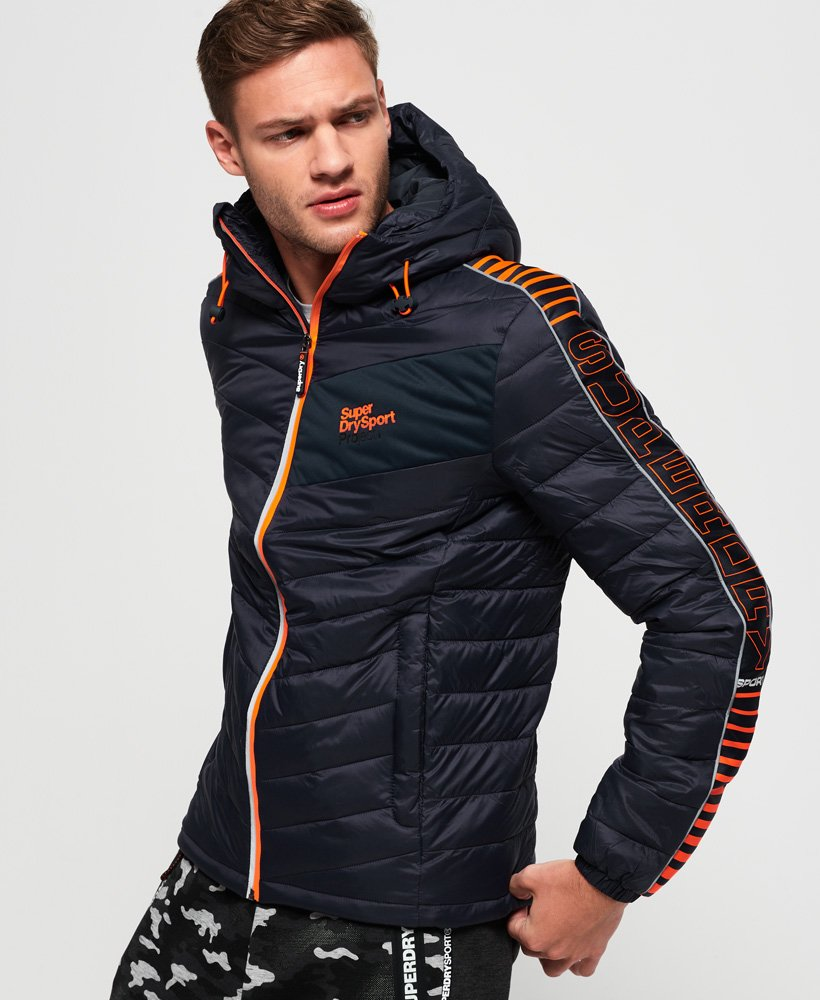 Superdry Tech Flex Fuji jacka thumbnail 1