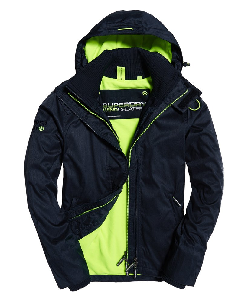 Superdry Arctic Pop Zip SD-Windcheater vindjacka med huva