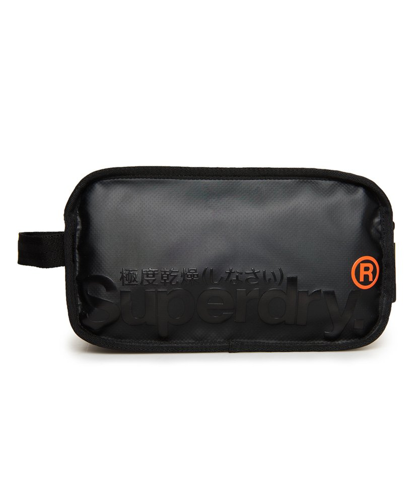 Superdry Tarp Wash Bag thumbnail 1