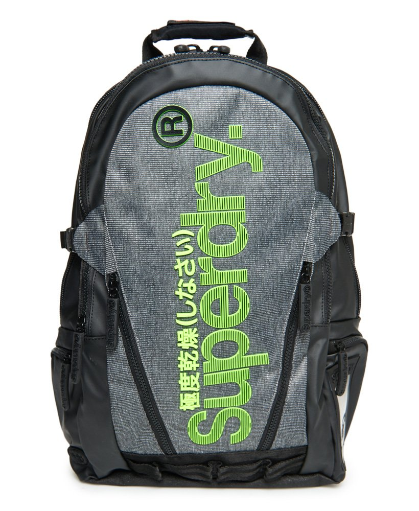 Superdry Line Tarp Backpack thumbnail 1