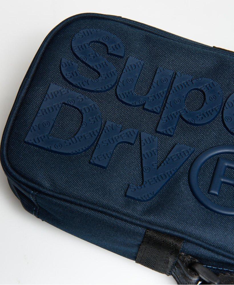 Superdry Men/'s B Boy Festival Bag Navy