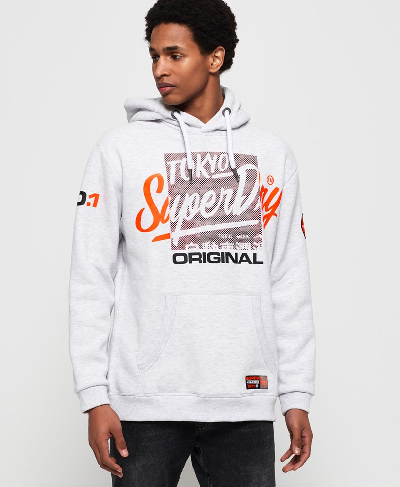 Superdry Sweat à capuche classique Reactive  thumbnail 1