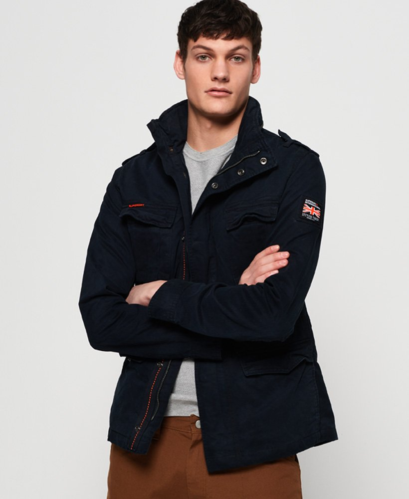 Superdry Classic Rookie Pocket Jacket thumbnail 1