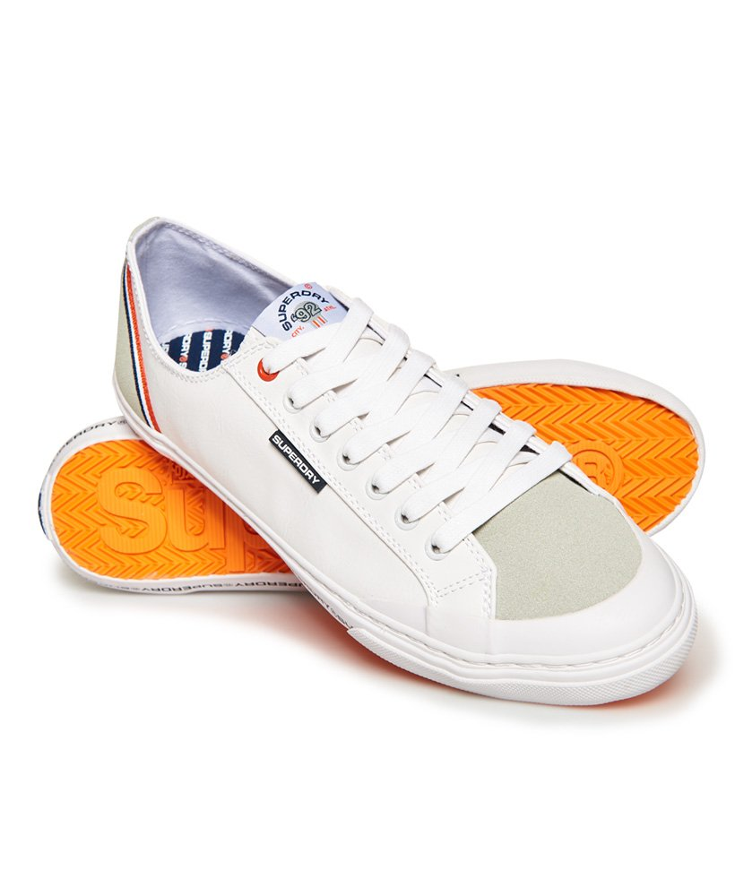 Superdry Low Pro Retro Trainers thumbnail 1