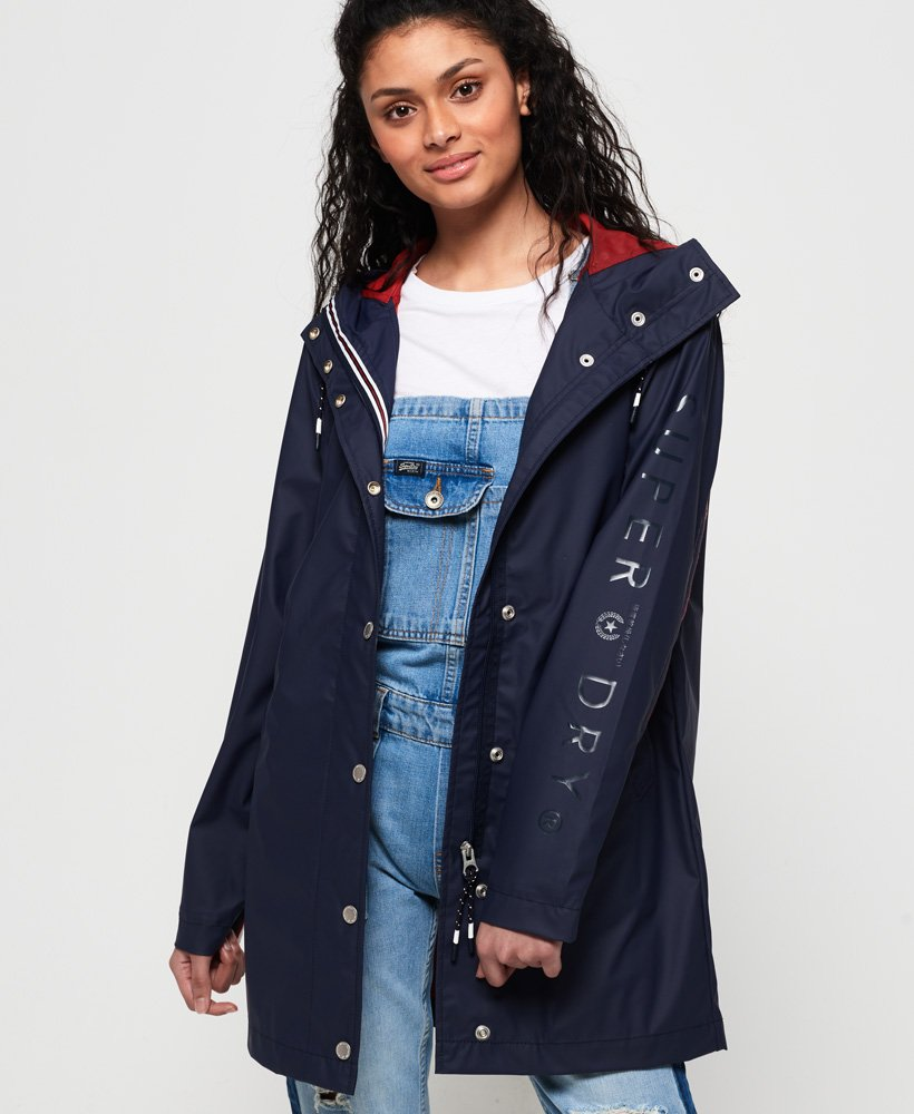 Superdry Giacca Shore Coat thumbnail 1