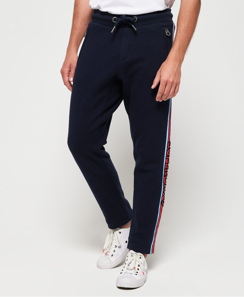 Superdry Pantalon de survêtement Cali Side Stripe thumbnail 1