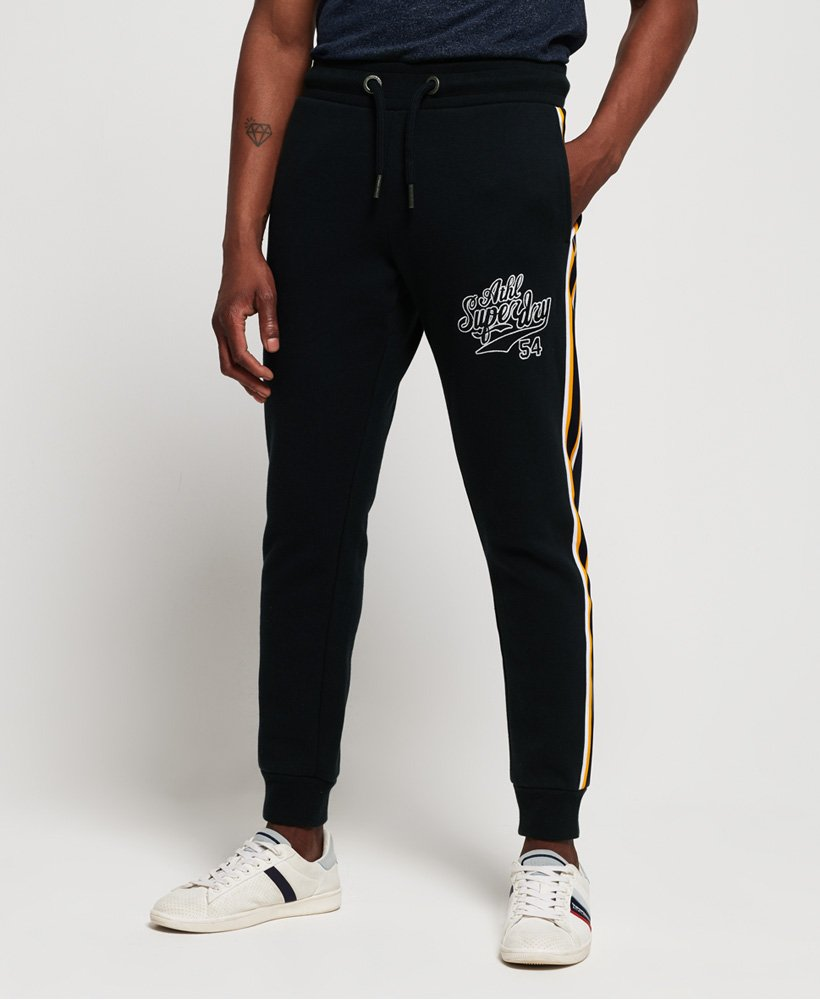 Superdry College Applique joggingbroek  thumbnail 1