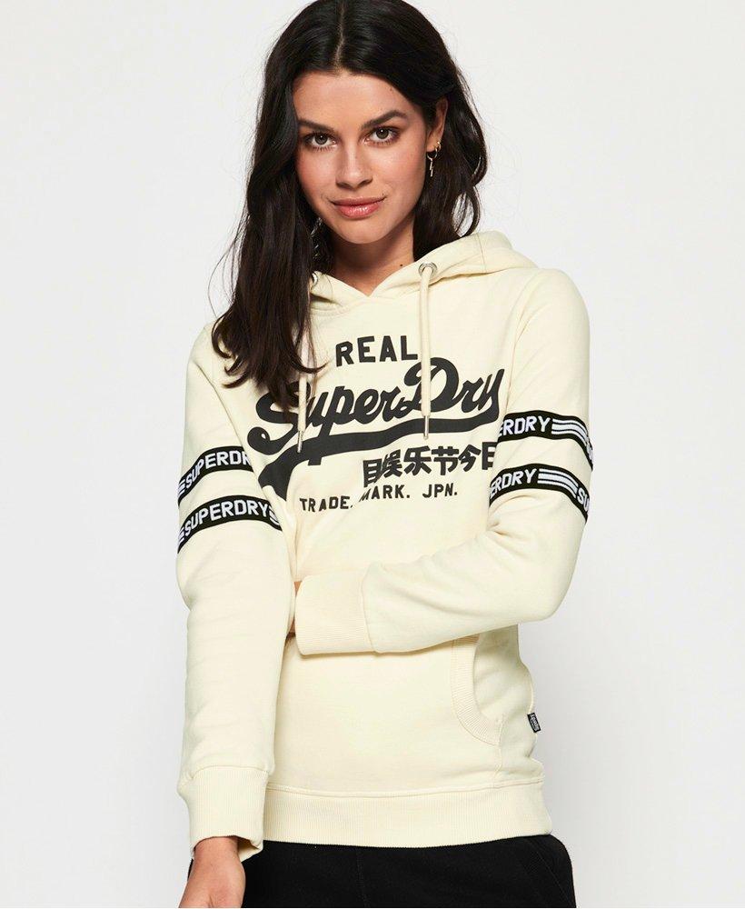 Superdry Vintage Logo Tape hoodie