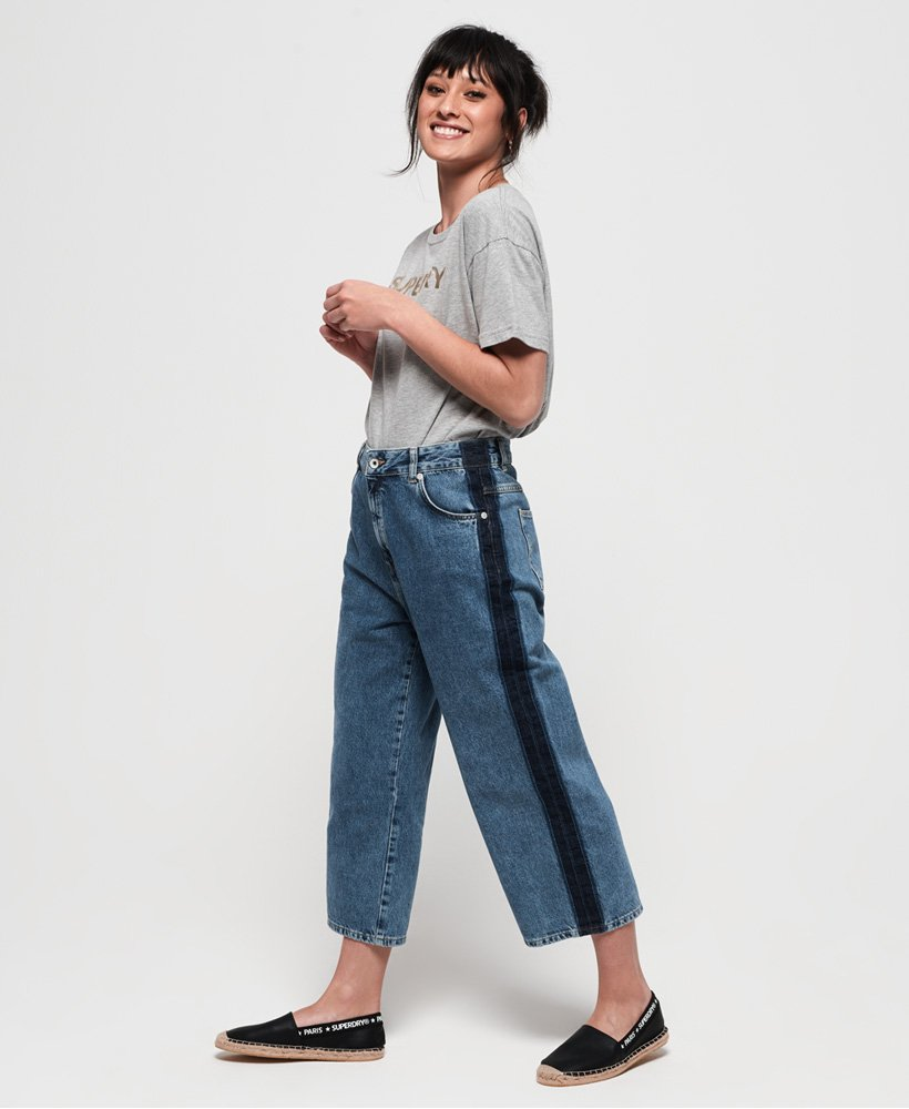 Superdry Jean large Phoebe