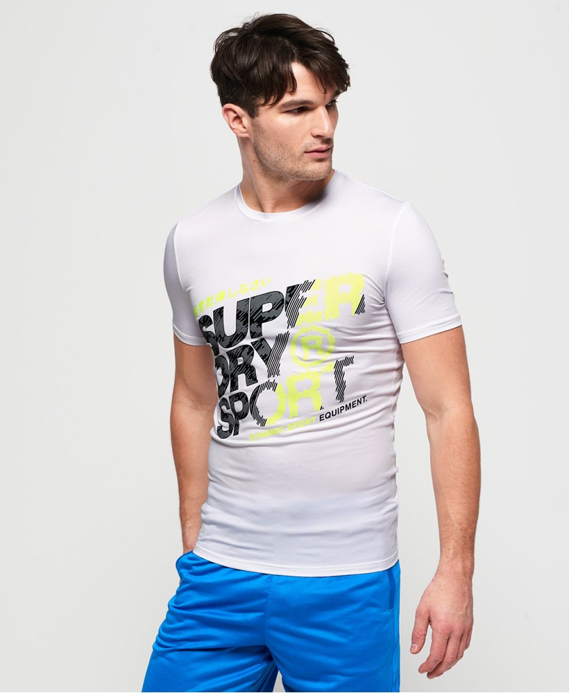 Superdry Active Graphic T-Shirt thumbnail 1