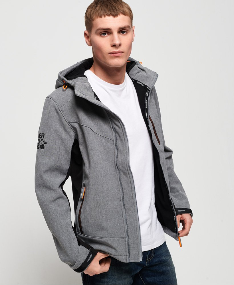 Superdry Hooded Paralex SD-Windtrekker Jacket thumbnail 1