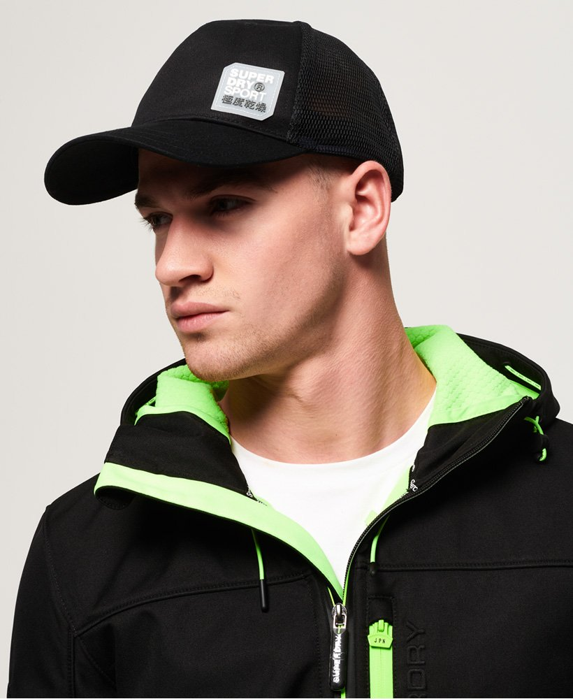 Superdry Sports Trucker Cap thumbnail 1