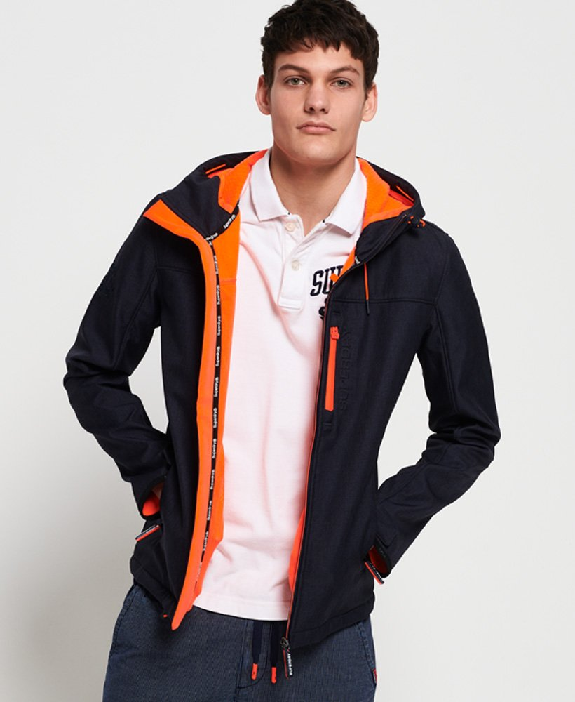 Superdry Hooded SD-Windtrekker Jacket thumbnail 1