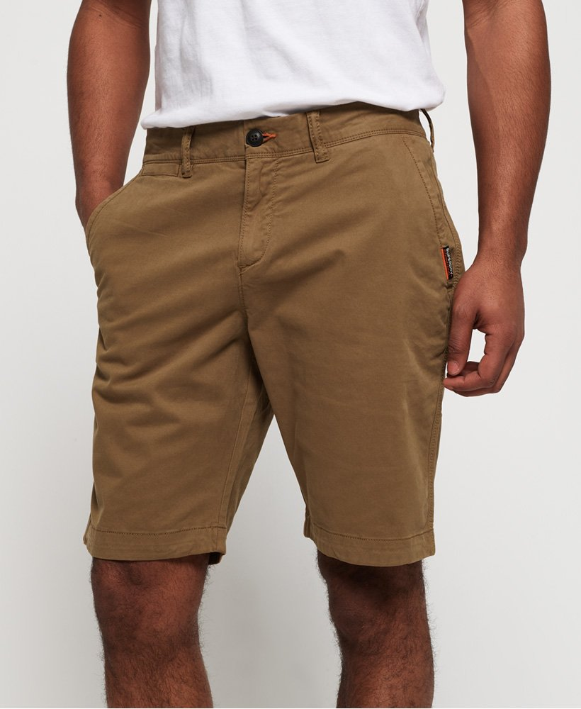Superdry International Slim Lite chinoshort thumbnail 1