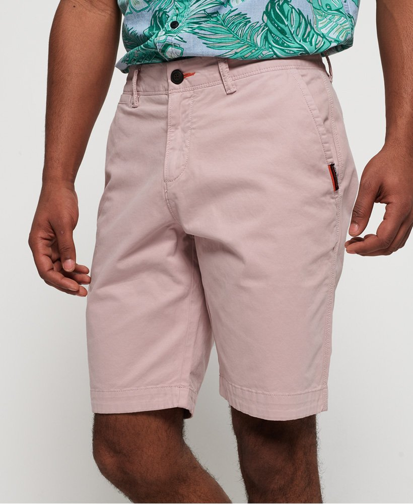 Superdry International Slim Chino Lite Shorts thumbnail 1