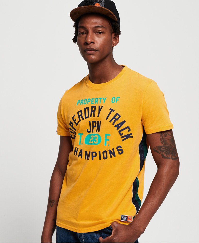 Superdry Track & Field Lite T-shirt thumbnail 1