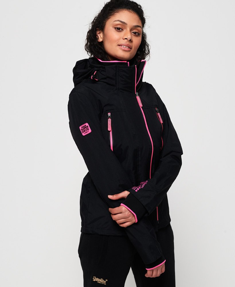 Superdry Tech Velocity SD-Windcheater Jacket thumbnail 1