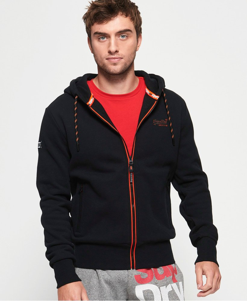 Superdry Orange Label Urban Zip Hoodie  thumbnail 1