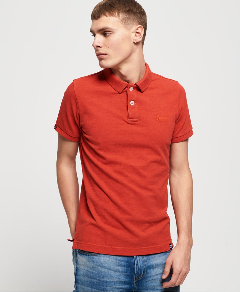 Superdry Polo Vintage Destroyed thumbnail 1