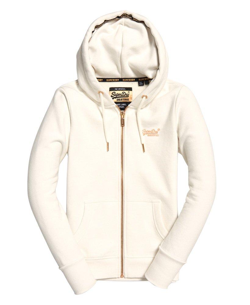 Superdry Orange Label Elite Zip Hoodie