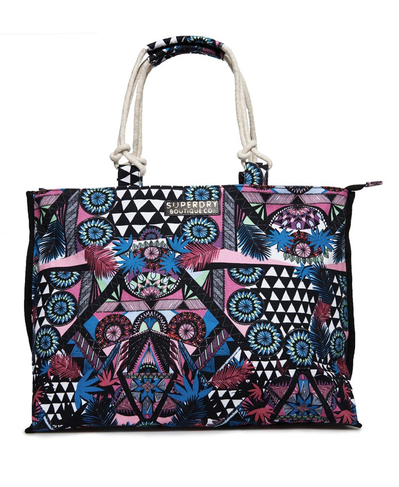 Superdry Amaya Rope Tote Bag thumbnail 1
