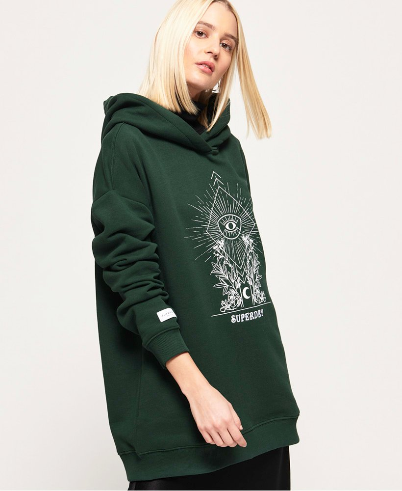 Superdry Sudadera con capucha oversize Richards