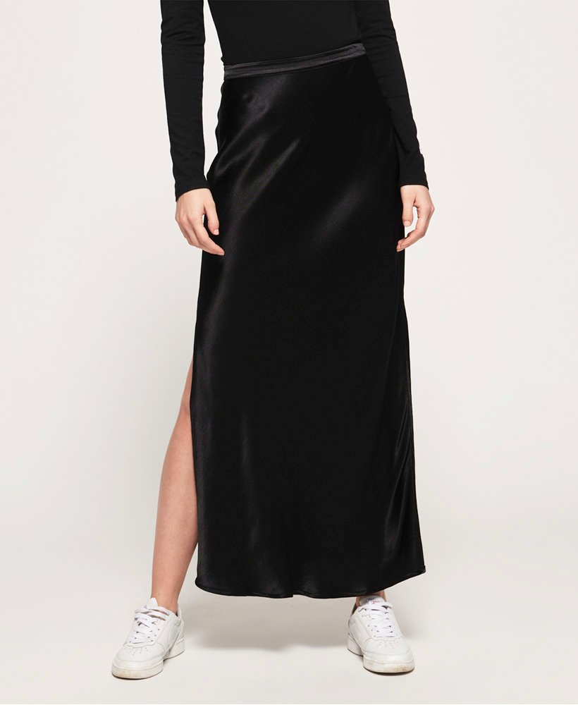 Superdry Jerry Satin Skirt thumbnail 1