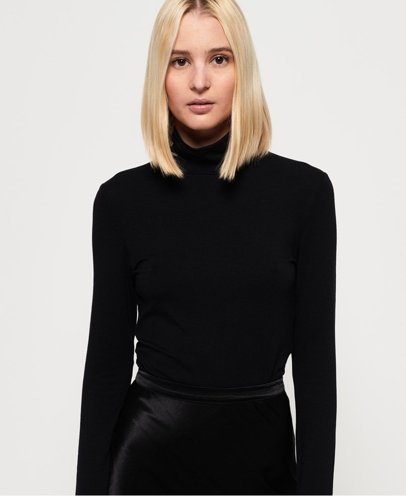 Superdry Anita Roll Neck -body  thumbnail 1